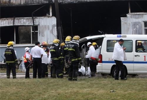 Photo of Eleven Killed in China Nursing Home Arson Attack