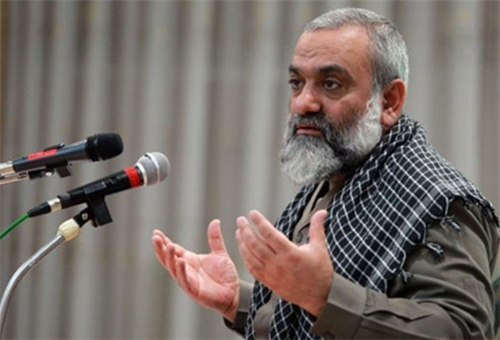 Photo of Top Basij Commander: Egyptian Crisis to End with Israel's Collapse