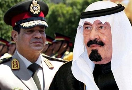Photo of Saudi King Pays $1bln to Help Egyptian Army Remove Mursi