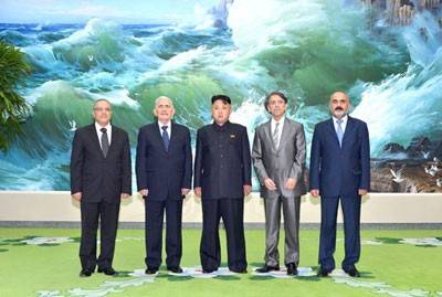 Photo of Democratic Korean President stresses absolute solidarity with Syria