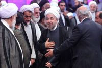Photo of Rohani underlines clerics role in creation of political epic