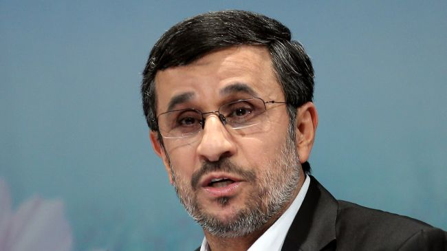 Photo of Ahmadinejad launches production line of industrial gas company in Rasht