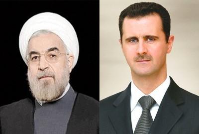 Assad_Rouhani