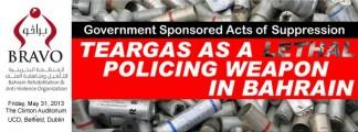 Bahrain Living 900 Days With Tear Gas
