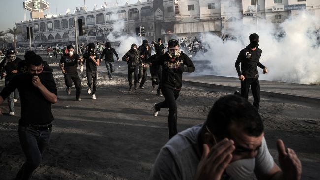 Bahraini regime, above the law
