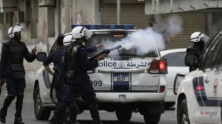 Bahraini-troops-fire-tear-gas-to-disperse-anti-regime-protesters.
