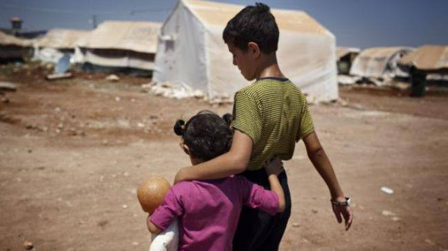 Photo of Crisis jeopardizes generation of Syrian children, UN says