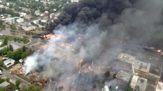 Death toll from Canada train derailment passes dozen