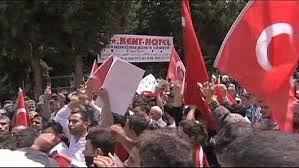 Demo inTurkey
