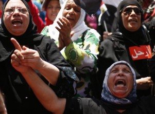 Four Brotherhood leaders detained over protester deaths