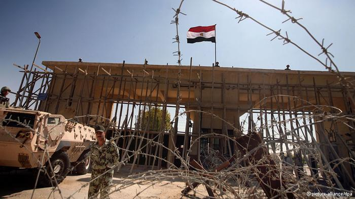 Gaza Strip in northern Sinai has been closed indefinitely, citing security concerns.