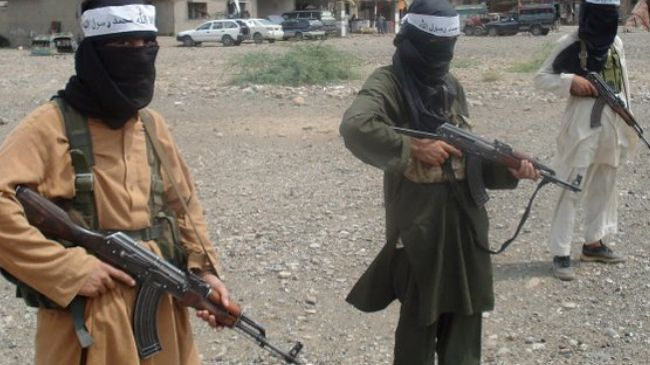 Hundreds of Pakistan pro-Taliban militants join fight against Syria