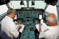 Iran Army unveils flight simulator