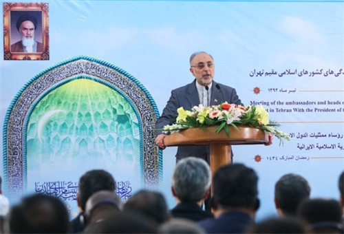 Photo of FM: Iran Seeks Cooperation among Regional States