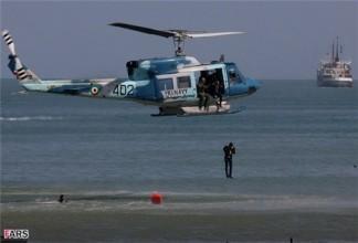 Iranian Army Starts Naval Drills in Caspian Sea