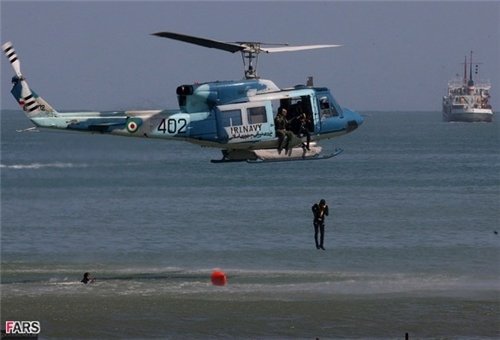 Photo of Iranian Army Starts Naval Drills in Caspian Sea
