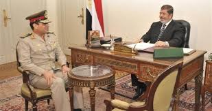 Photo of Exclusive- Morsi and Al-Sisi trying to create Syria-version scenario in Egypt