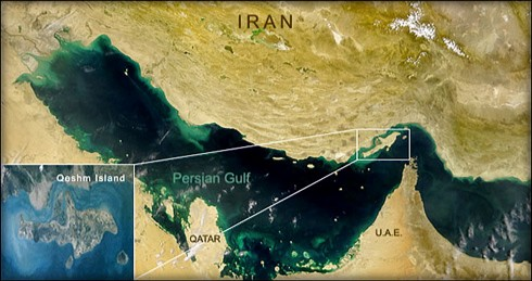 Qeshm Turns into an Island of Gas and Oil
