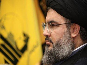 """Photo of Sayyed Nasrallah: """"Resistance is deep-rooted in public will and unbreakable"""""""