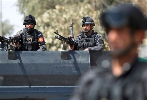 Security Forces Arrest Senior Baathist in Western Iraq