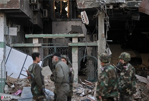 Photo of Syrian Army Continues Advances in Homs