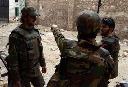 Syrian Army Kills 6 Turkish Officers, Terrorist Commander in Reef Idlib