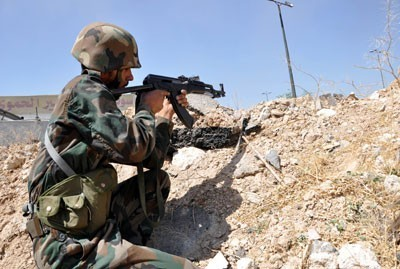 Syrian Army kills terrorists in Lattakia