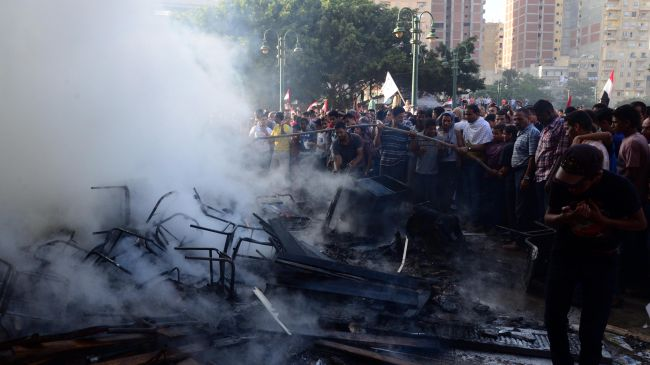 Photo of At least 150 people killed in Egypt clashes