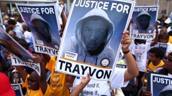 Trayvon Martin protests held in Miami, New York