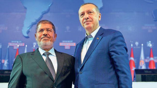 Turkey concerns over power transform in Egypt