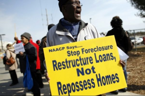 Photo of US homeowners redefaulting