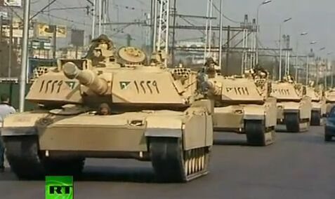 Photo of Military coup could begin, but not against the Mursi but Revolutionary Egyption People