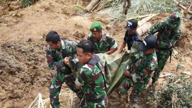 Photo of 'Landslide kills 4 in Indonesia'