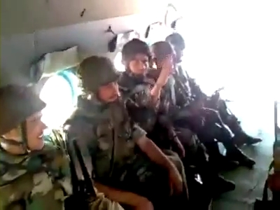 Photo of Video- While Valiant Syrian Army going to operations