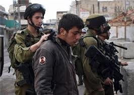 Photo of Zionist Slaughterer Israel Detains 7 in West Bank