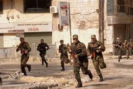 Photo of Syrian Army Regains Aqila Neighborhood in Sayyeda Zeinab Region