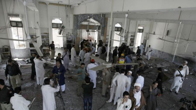 Photo of Powerful explosions kill 53 people, injure 197 in northwestern Pakistan