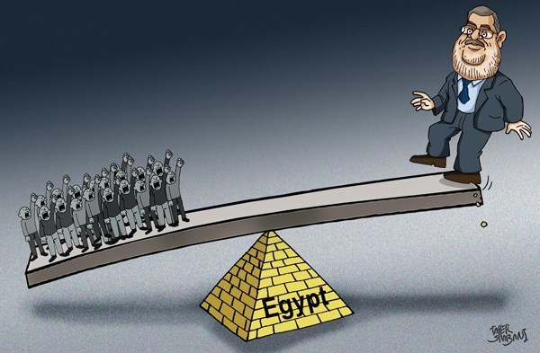 Photo of 'Egypt after Morsi' roadmap in the works: Sources