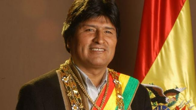 Photo of Top Bolivian official to attend Rohani swearing-in ceremony