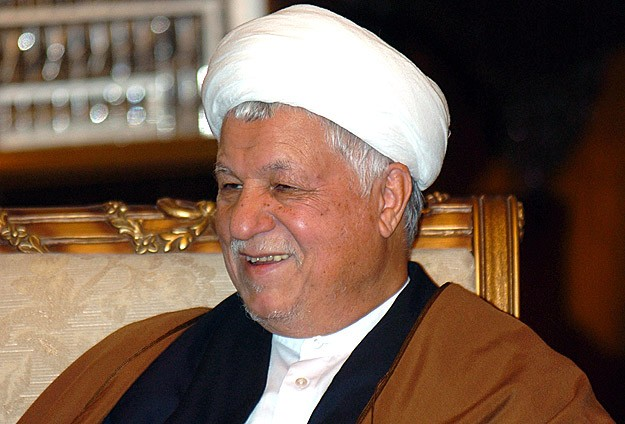 """Photo of Rafsanjani: """"Iran can pass through the difficult times by adopting a proper foreign policy and making efforts to protect its national interests"""""""