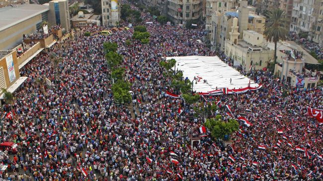 Photo of 48 Hours to meet people's demands: Egypt Army
