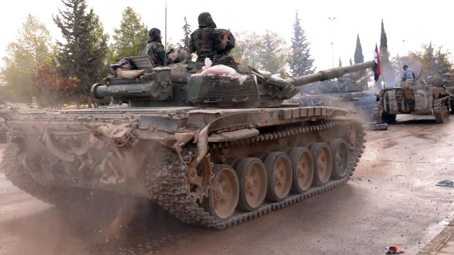 Photo of Syrian army successes forces UK u-turn on arming militants