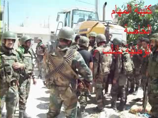 Photo of Video Syria- New Soldiers attended Syrian Army in Idleb