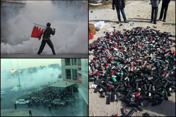 Photo of Bahrain Living 900 Days With Tear Gas!