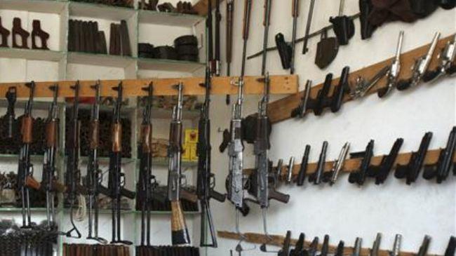 Photo of Yemen seizes Turkish-made weapons