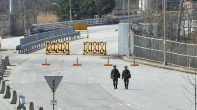 Photo of Koreas begin talks on reopening joint industrial zone