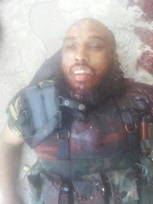 Photo of Lattakia countryside: the terrorist Muhamad al-Saieed, a Saudi terrorist called by (Abu Muaz), has been killed