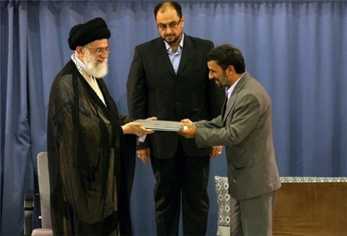 Photo of Leader of Ummah Imam Khamenei Appoints Ahmadinejad as Expediency Council Member