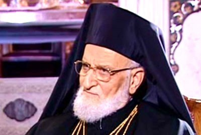 Photo of Syrian Patriarch: Syria's cause is essential being linked to the Palestinian cause