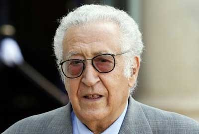Photo of Brahimi invites Iran to participate in the international conference on Syria